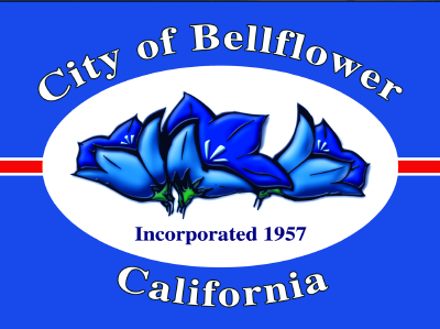 Flag Of City Of Bellflower