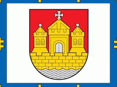 Flag Of Klaipda County