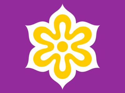 Flag Of Kyoto Prefecture