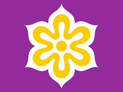 Flag Of Kyoto Prefecture