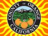 Flag Of  Orange  County  2 C  California