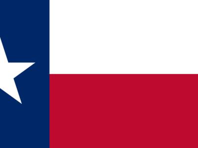 Flag Of Texas