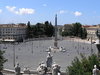 Flaminio - Piazza Del Popolo - Rome - Italy