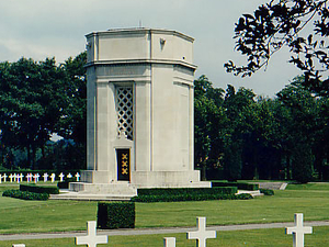 Flandes American Field Cemetery