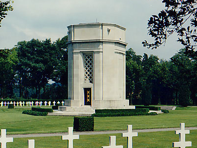 Flanders  Field  American  Cemetery And  Memorial