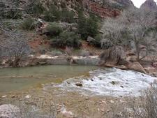 Flanigan Ditch - Zion - Utah - USA