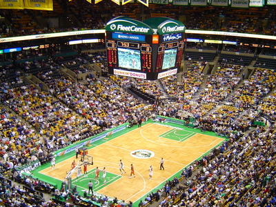 TD Garden Fleet Center