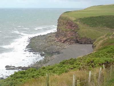 Fleskwick Bay - Whitehaven Coastal Walk UK