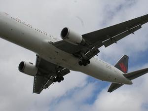 Flight to Santo Domingo Photos