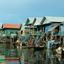 Floating Village Near Siem Reap
