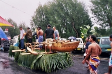 Float Parade Celebrations In Cook Islands