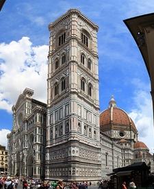 Florence - Florenz Piazza Del Duomo