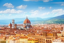 Florence Overview - Tuscany