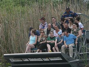 Florida Everglades Airboat Adventure and Wildlife Encounter Ticket  Photos