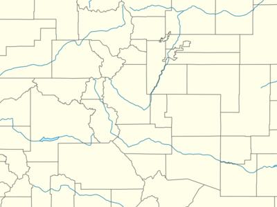 Florissant Colorado Is Located In Colorado