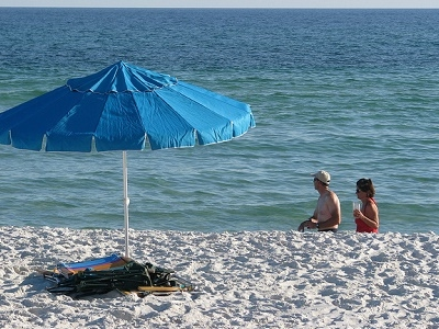 FL Pensacola Beach Umbrella