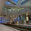 Airport Long-Distance Rail Station Frankfurt Am Main