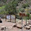 Flume Trail Trail-Head