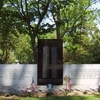The 9/11 Memorial At Flushing Cemetery