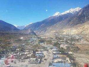 Muktinath Helicopter Tour Photos