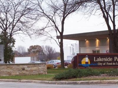 Fonddu Lac Wisconsin Lakeside Park