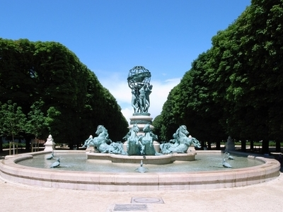 The Fontaine De L'Observatoire