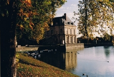 Fontainebleau From The Lake