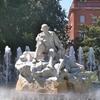 The Fountain In Wilson Square