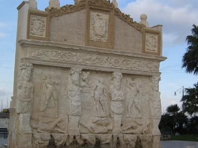 Fontana  Ellenistica  Gallipoli