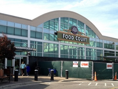 Food Court At Cross Creek Mall - Fayetteville NC