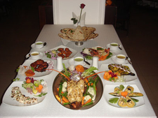 Food In Dinning