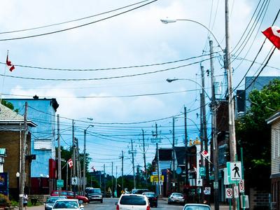 Foord Street Stellarton
