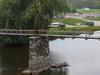 Foot Bridge James River Buchanan