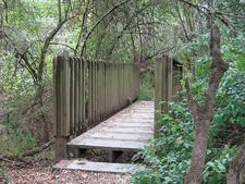 Footbridge At Jackson Bottom WP - OR