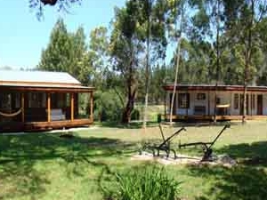 Departamento Forestal Lodges