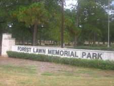 Forest Lawn Memorial Park In Pineville