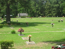 Forest Lawn Memorial Park In Ruston