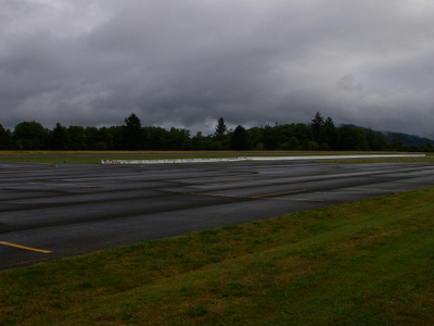 Forks Municipal Airport