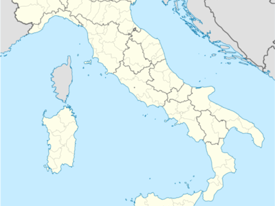 Forl Is Located In Italy