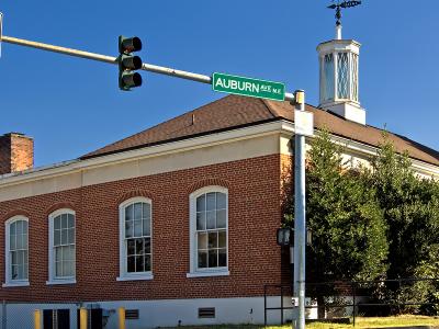 Former  Auburn  Post  Office