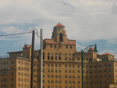 Former  Baker  Hotel In  Mineral  Wells  Picture