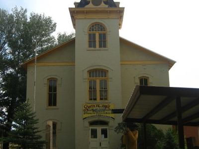 Former Courthouse In  Springer