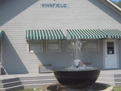 Former Depot In  Winnfield