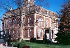 Former Effingham County Courthouse