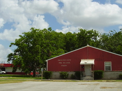 Former Jacinto City Pre School Texas
