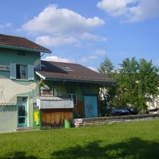 Former Train-Station