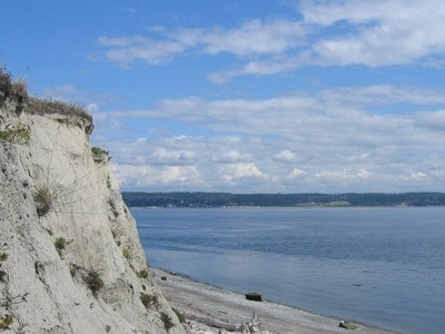 Fort  Casey  Cliff