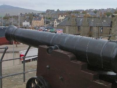 Fort  Charlotte Lerwick