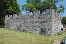 Fort Frederica On Riverfront