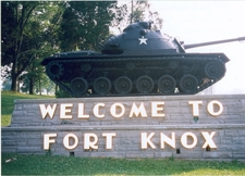 Fort Knox Tank